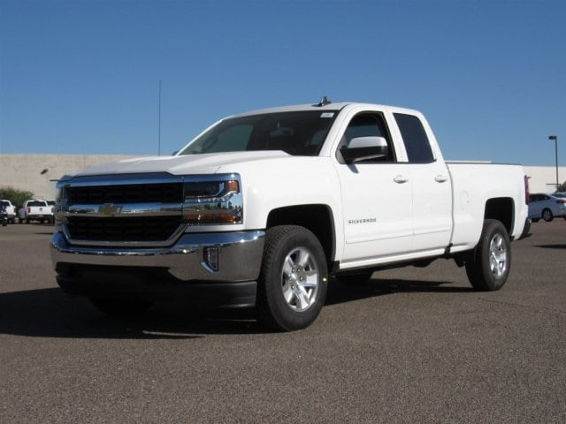 2018 Silverado 1500 Extended Cab Pickup #JZ148964 - photo 1