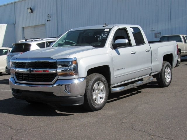 2018 Silverado 1500 Double Cab, Pickup #JZ152235 - photo 1