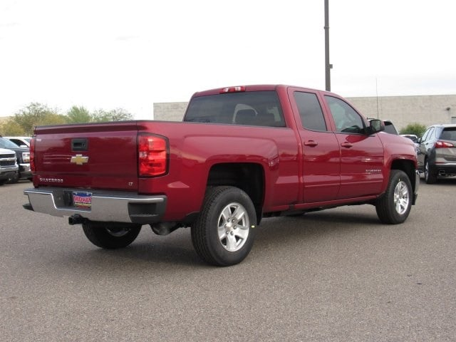 2018 Silverado 1500 Extended Cab Pickup #JZ162702 - photo 3