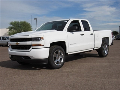 2018 Silverado 1500 Extended Cab Pickup #JZ166631 - photo 1