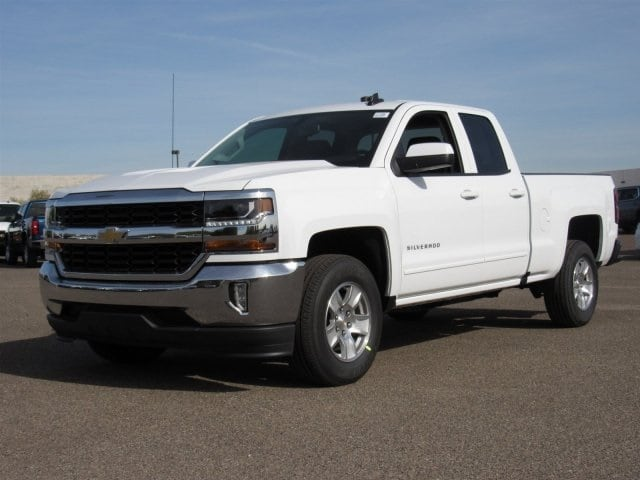 2018 Silverado 1500 Double Cab, Pickup #JZ171406 - photo 1