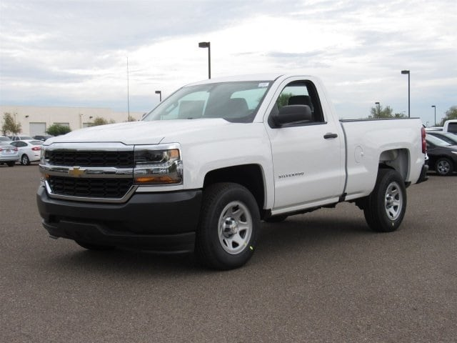 2018 Silverado 1500 Regular Cab, Pickup #JZ172020 - photo 1