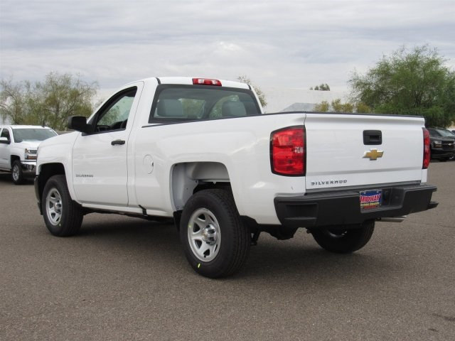 2018 Silverado 1500 Regular Cab, Pickup #JZ172020 - photo 2