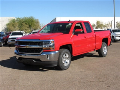 2018 Silverado 1500 Extended Cab Pickup #JZ177611 - photo 1