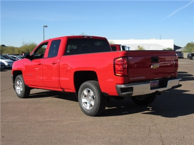 2018 Silverado 1500 Extended Cab Pickup #JZ177611 - photo 2