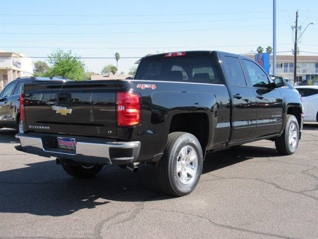2018 Silverado 1500 Double Cab 4x4,  Pickup #JZ269217 - photo 3