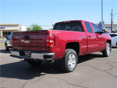 2018 Silverado 1500 Double Cab 4x4, Pickup #JZ270120 - photo 3