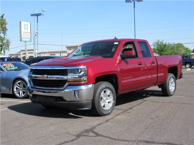 2018 Silverado 1500 Double Cab 4x4, Pickup #JZ270120 - photo 1