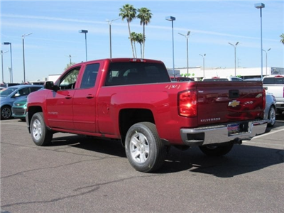 2018 Silverado 1500 Double Cab 4x4, Pickup #JZ270120 - photo 2