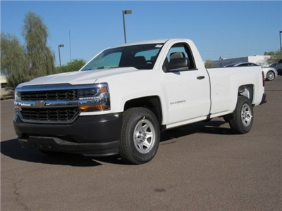 2018 Silverado 1500 Regular Cab 4x2,  Pickup #JZ321505 - photo 1