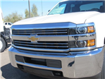 2018 Silverado 2500 Double Cab,  Cab Chassis #JZ323630 - photo 6