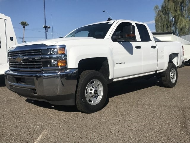 2018 Silverado 2500 Double Cab 4x2,  Pickup #JZ335175 - photo 1