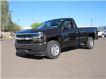 2018 Silverado 1500 Regular Cab 4x2,  Pickup #JZ342295 - photo 1