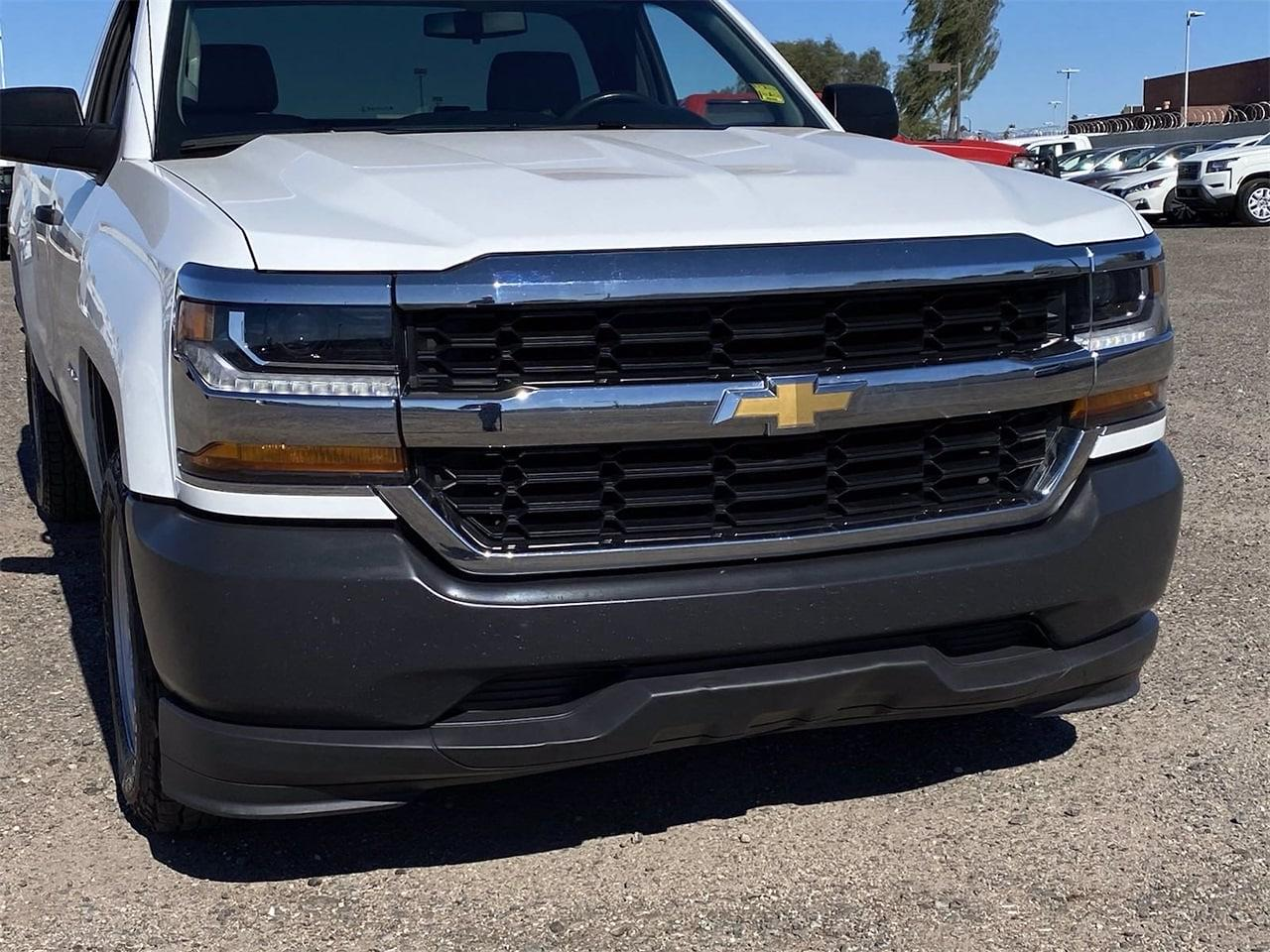 2018 Silverado 1500 Regular Cab 4x2,  Pickup #JZ343300 - photo 1