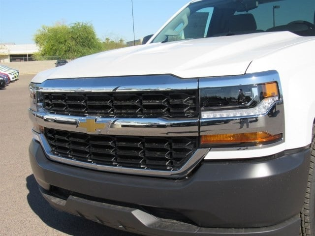 2018 Silverado 1500 Regular Cab 4x2,  Pickup #JZ344489 - photo 6