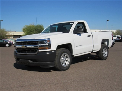 2018 Silverado 1500 Regular Cab 4x2,  Pickup #JZ344489 - photo 1