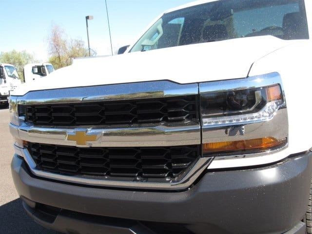 2018 Silverado 1500 Regular Cab 4x2,  Pickup #JZ346502 - photo 6