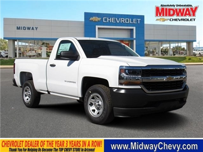 2018 Silverado 1500 Regular Cab 4x2,  Pickup #JZ346502 - photo 19
