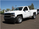 2018 Silverado 1500 Regular Cab 4x2,  Pickup #JZ347048 - photo 1