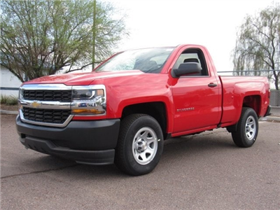 2018 Silverado 1500 Regular Cab 4x2,  Pickup #JZ347055 - photo 1