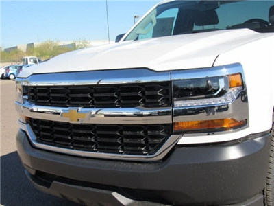 2018 Silverado 1500 Regular Cab 4x2,  Pickup #JZ347918 - photo 6