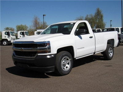2018 Silverado 1500 Regular Cab 4x2,  Pickup #JZ347965 - photo 1