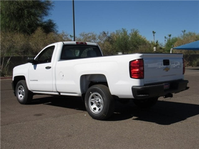 2018 Silverado 1500 Regular Cab 4x2,  Pickup #JZ347965 - photo 2