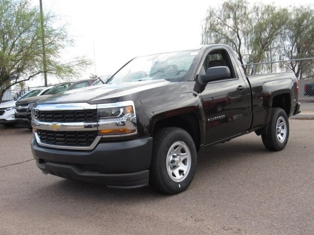 2018 Silverado 1500 Regular Cab 4x2,  Pickup #JZ359759 - photo 1