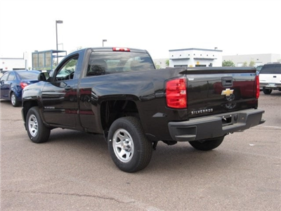 2018 Silverado 1500 Regular Cab 4x2,  Pickup #JZ359759 - photo 2