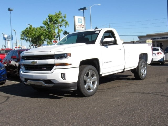2018 Silverado 1500 Regular Cab 4x4,  Pickup #JZ365239 - photo 1