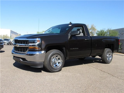 2018 Silverado 1500 Regular Cab 4x2,  Pickup #JZ365255 - photo 1