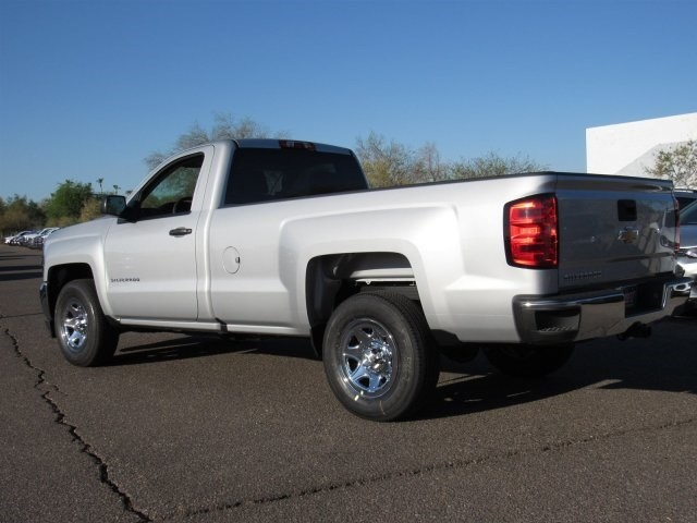 2018 Silverado 1500 Regular Cab 4x2,  Pickup #JZ367225 - photo 2