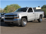 2018 Silverado 1500 Regular Cab 4x2,  Pickup #JZ367225 - photo 1