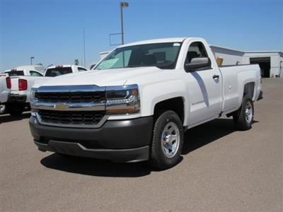 2018 Silverado 1500 Regular Cab 4x2,  Pickup #JZ367735 - photo 1