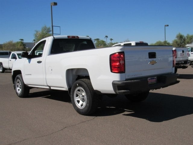 2018 Silverado 1500 Regular Cab 4x2,  Pickup #JZ367884 - photo 2