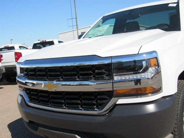 2018 Silverado 1500 Regular Cab 4x2,  Pickup #JZ367884 - photo 6