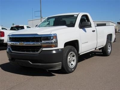 2018 Silverado 1500 Regular Cab 4x2,  Pickup #JZ367884 - photo 1