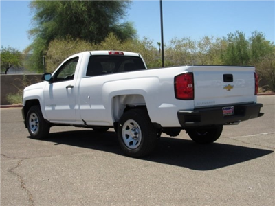 2018 Silverado 1500 Regular Cab 4x2,  Pickup #JZ368157 - photo 2