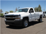 2018 Silverado 1500 Regular Cab 4x2,  Pickup #JZ368157 - photo 1