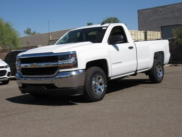 2018 Silverado 1500 Regular Cab 4x2,  Pickup #JZ368530 - photo 1