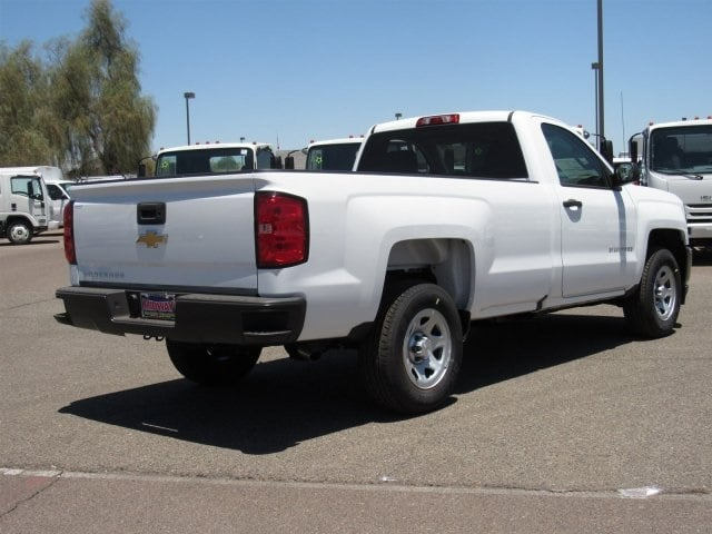 2018 Silverado 1500 Regular Cab 4x2,  Pickup #JZ368679 - photo 3