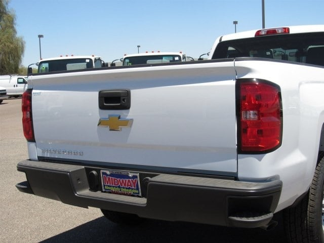 2018 Silverado 1500 Regular Cab 4x2,  Pickup #JZ368679 - photo 4