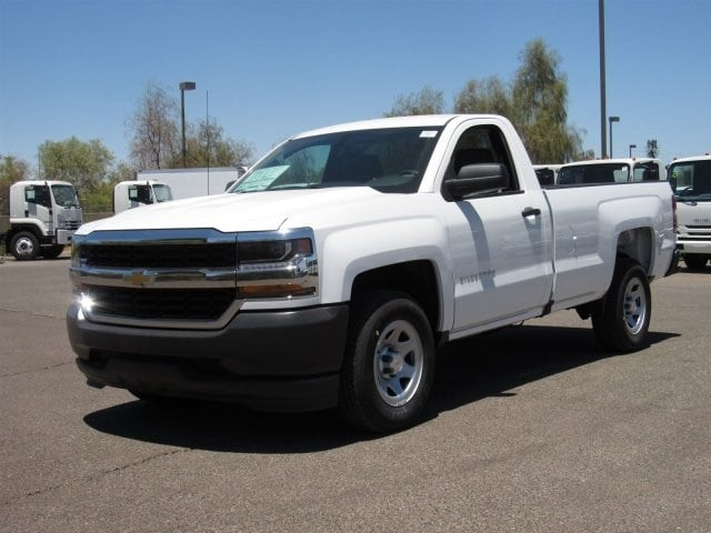 2018 Silverado 1500 Regular Cab 4x2,  Pickup #JZ368679 - photo 1