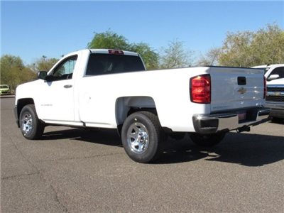 2018 Silverado 1500 Regular Cab 4x2,  Pickup #JZ369240 - photo 2