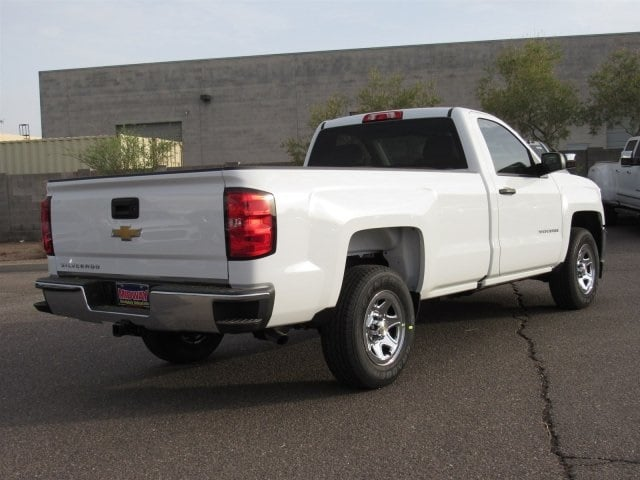 2018 Silverado 1500 Regular Cab 4x2,  Pickup #JZ370925 - photo 3