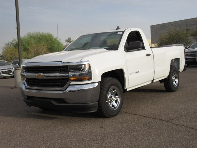 2018 Silverado 1500 Regular Cab 4x2,  Pickup #JZ370925 - photo 1