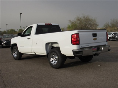2018 Silverado 1500 Regular Cab 4x2,  Pickup #JZ370925 - photo 2