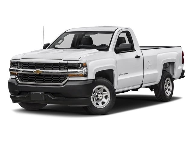 2018 Silverado 1500 Regular Cab,  Pickup #JZ370945 - photo 2