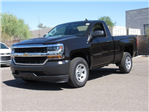 2018 Silverado 1500 Regular Cab 4x2,  Pickup #JZ371150 - photo 1