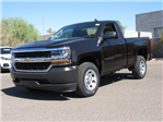 2018 Silverado 1500 Regular Cab 4x2,  Pickup #JZ371511 - photo 1